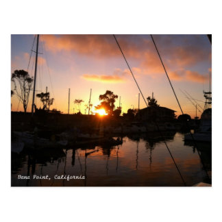 Postkarte Dana Point, Kalifornien