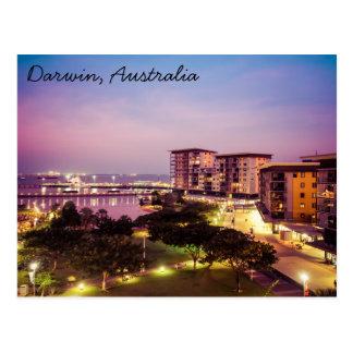 Postkarte Darwin, Australien