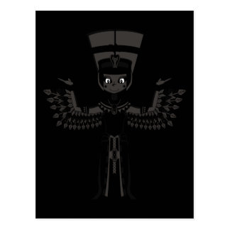 Postkarte der Königin-Nefertiti