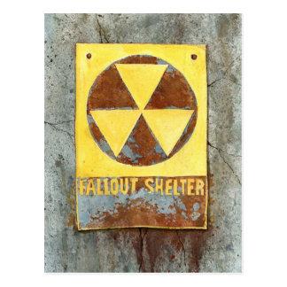 Postkarte des Atombunker-#2