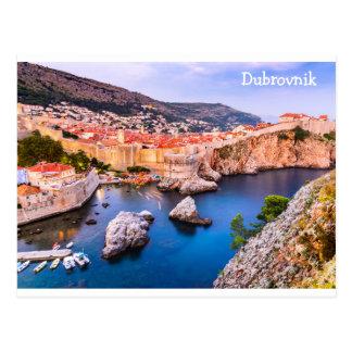 Postkarte Dubrovnik Kroatien