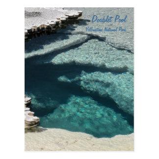 Postkarte: Duplikat-Pool-Erzlagerstätten #2 Postkarte