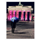 Postkarte - Festival of Lights Berlin 2011