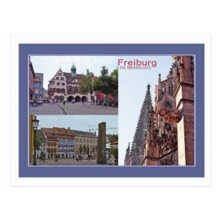 Postkarte Freiburg