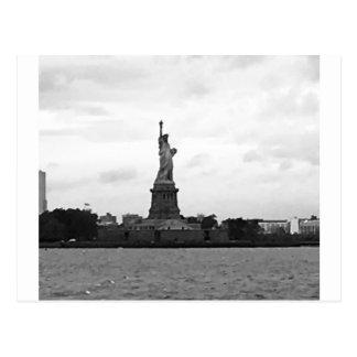 Postkarte: Freiheitsstatue Postkarte