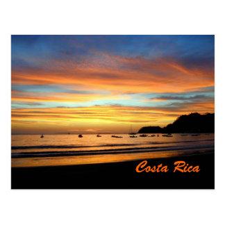 Postkarte Herradura Bucht Costa Rica