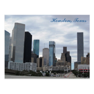 Postkarte Houstons, Texas