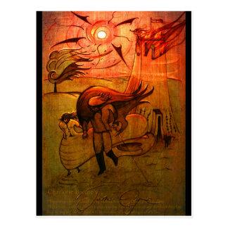 Postkarte Janes Eyre