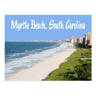 Postkarte Myrtle Beach, South Carolina, USA