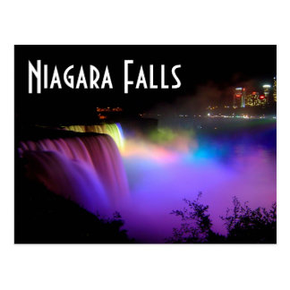 Postkarte/Niagara Falls Postkarte