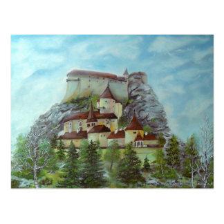Postkarte,,Oravsky Podzamok,, Postkarte
