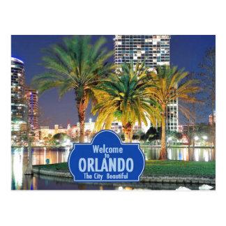 Postkarte Orlandos Florida