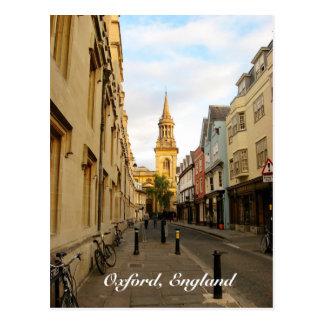 Postkarte Oxfords, England