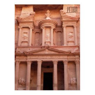 Postkarte PETRA Jordanien