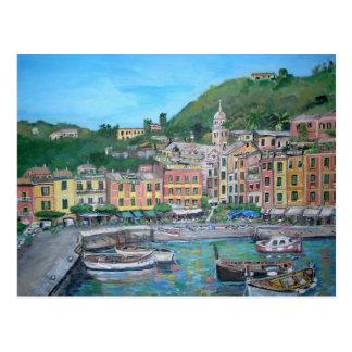 Postkarte - Portofino