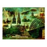 Postkarte Postkarte Kölner Dom