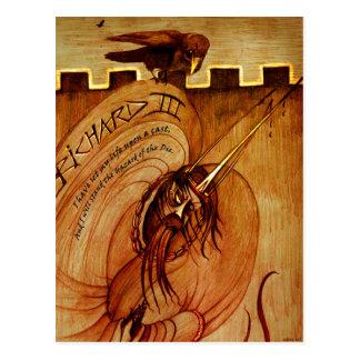 """Postkarte """"Richard 3."""""""