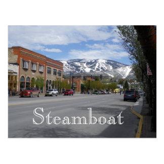 Postkarte Steamboat Springs Colorado