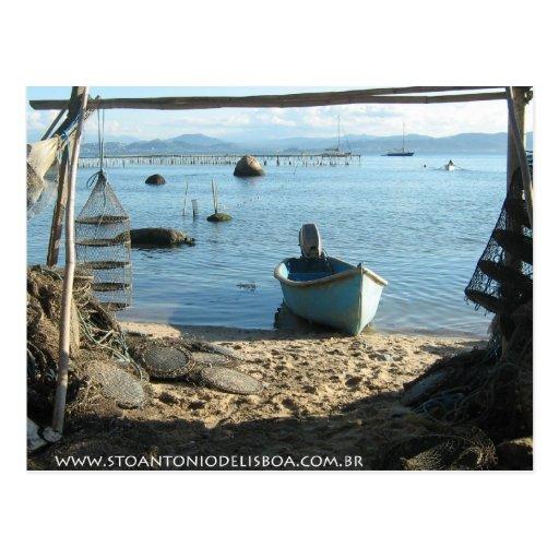 Postkarte Sto.Antonio Lissabon 1 Von