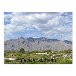 Postkarte Tucsons, Arizona