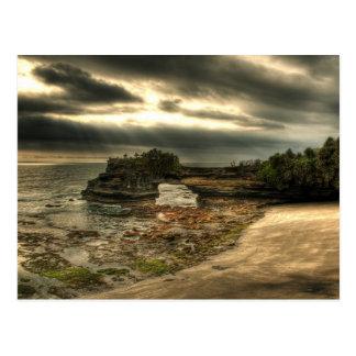 Postkarte von Bali