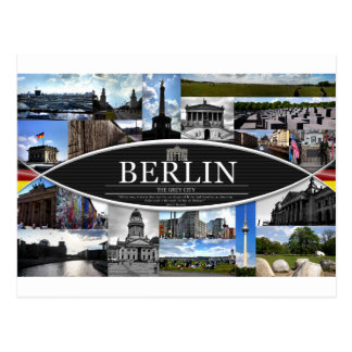 Postkarte von Berlin