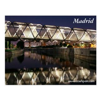 """Postkarte von """"der Brücke von Perrault """""""