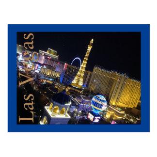 Postkarte von Las Vegas