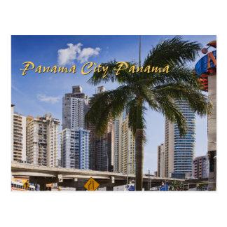 Postkarte von Panama-Stadt Panama