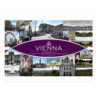 Postkarte von Wien