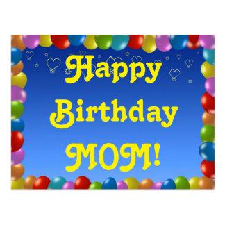 Postkarten-alles- Gute zum Geburtstagmamma Postkarten