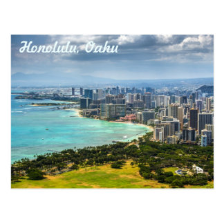 Postkarten von Honolulu, Oahu