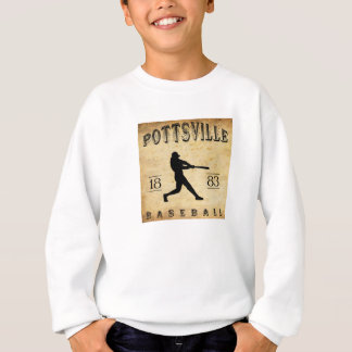 Pottsville Pennsylvania Baseball 1883 Sweatshirt