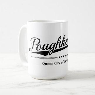 Poughkeepsie - Königin-Stadt des Hudsons - Kaffeetasse