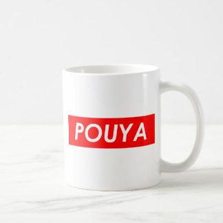 Pouya Kaffeetasse