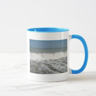 Power der Ozeanwellen Tasse