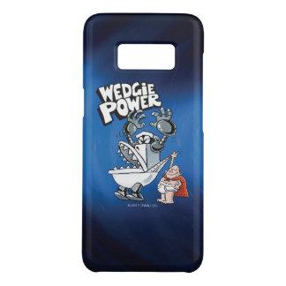 Power Kapitän-Underpants | Wedgie Case-Mate Samsung Galaxy S8 Hülle