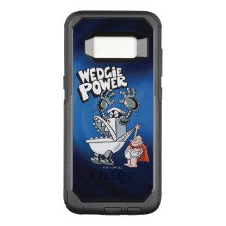 Power Kapitän-Underpants | Wedgie OtterBox Commuter Samsung Galaxy S8 Hülle