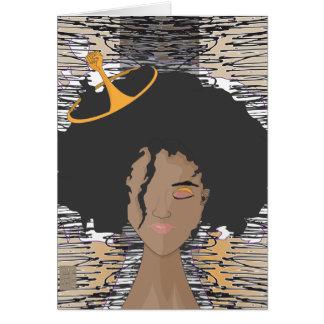 Power-Prinzessin Karte