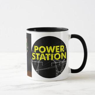 Power-Stations-Jungen-Tasse Tasse