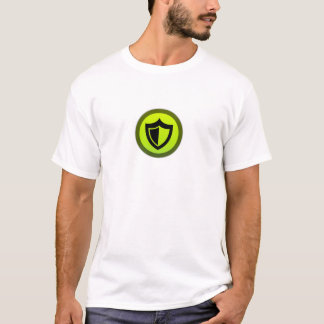 Power-upShirt der Schildkröte die Muschel T-Shirt