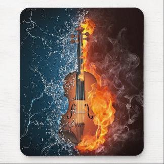 Power-Violine Mousepad