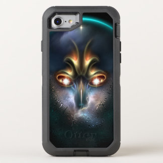 Power von Elvgren alles sehende iPhone 6/s OtterBox Defender iPhone 8/7 Hülle