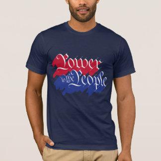 Power zu den Leuten T-Shirt