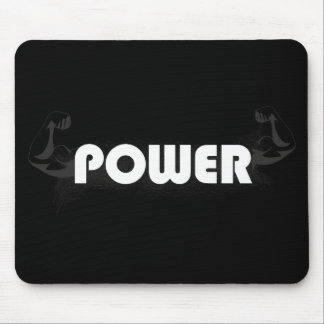 Powermuskeln Mousepad