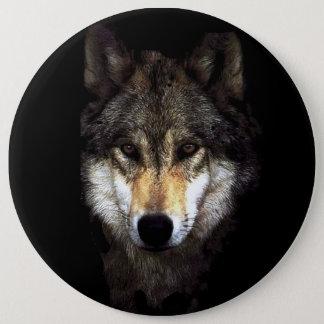 powerwolf runder button 15,3 cm