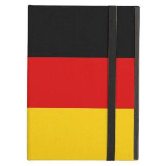 Powis Ipad Fall mit Flagge von Deutschland