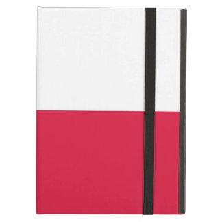 Powis Ipad Fall mit Flagge von Polen