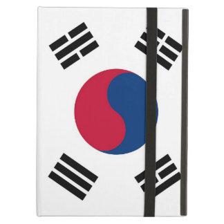 Powis Ipad Fall mit Flagge von Südkorea