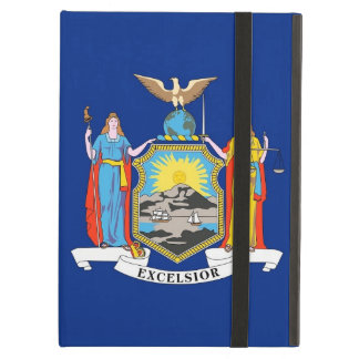 Powis Ipad Fall mit New- YorkStaats-Flagge, USA